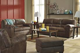 Ashley Leather Sofa And Loveseat Signature Design By Ashley Bladen 3 Piece Faux Leather Sectional