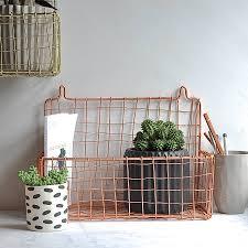 Hanging Baskets For Bathroom Storage Wall Storage Glamorous Wall Hanging Storage Baskets Design Ideas