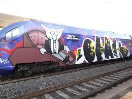 Bordeaux Street Art Wholecar Graffiti Street Art