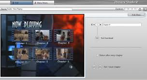 how to update pinnacle studio 12 pinnacle studio dvd menu with motion backround and thumbn