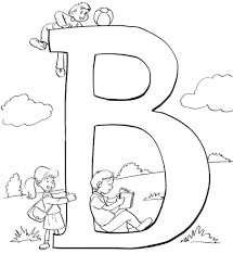 kids alphabet coloring page alphabet coloring pages of