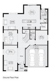 Clarendon Homes Floor Plans Sherwood 37 Clarendon Homes House Seek
