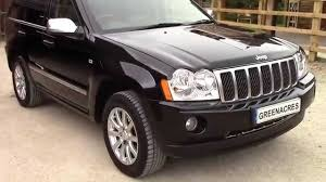 2007 jeep grand grille for sale 2007 07 reg jeep grand 3 0 crd v6 overland
