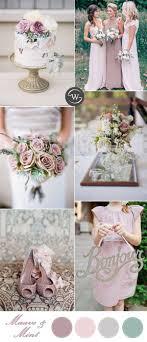 wedding color schemes 10 summer wedding color palettes for 2017 brides