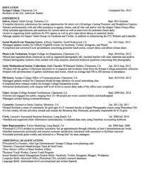 Sample Lab Technician Resume by Sport Presenter Cover Letter Example Http Exampleresumecv Org