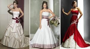 Red Wedding Dresses Red Wedding Dresses For Valentine U0027s Day Smartbrideboutique Com