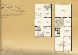 Canterbury Floor Plan by Floor Plans