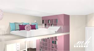 appartement avec une chambre chambre idee deco mezzanine comment decorer sa mezzanine comment
