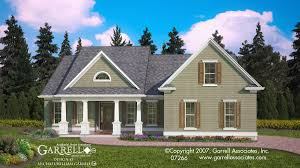 chatmoore cottage house plan covered porch plans