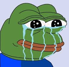 Happy Crying Meme - pepe happy crying blank template imgflip
