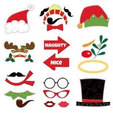 Christmas Photo Booth Props Printable Photo Booth Noël Noel Photo Booth And Xmas