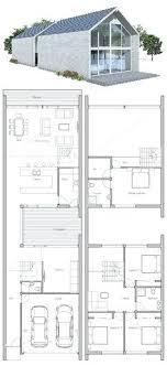 narrow house floor plans minimalist floor plan home design floor plan ideas minimalist plans