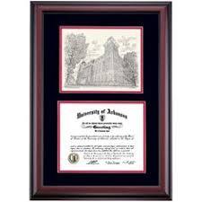 14x17 diploma frame heritage frame with black and orange matting for 14x17 diploma