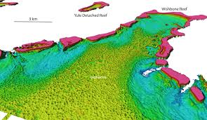 Great Barrier Reef Map Reading The Reef Schmidt Ocean Institute