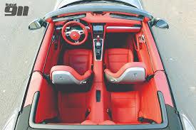 porsche 911 back seat opinion is the 911 cabriolet a proper porsche total 911