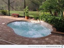 Ideas For A Small Backyard by Small Backyard Pools Decorating Ideas Us House And Home Real