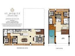 Floor Layouts St Moritz Layout And Floor Plans Properties Mckinley West