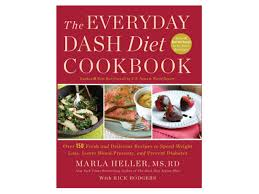 chatting with marla heller author of the dash diet books food