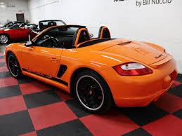 orange porsche 2008 porsche boxster s limited edition