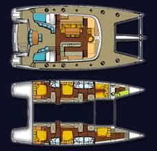 catamaran floor plan bali 4 3 yacht charter croatia catamaran