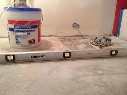 Squeaky Bathroom Floor Bathroom Floor Tile Prep Work That U0027s Crucial For A Gorgeous Look
