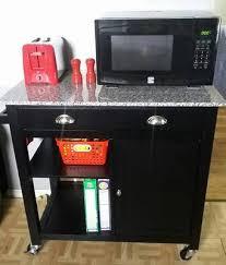 black granite top kitchen island better homes and gardens kitchen cart black granite walmart
