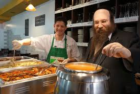 thanksgiving dinner at new york s kosher soup kitchen tablet