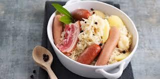 recettes cuisine alsacienne traditionnelle choucroute traditionnelle facile et pas cher recette sur cuisine