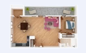 home design 3d ipad balcony 3d floor plan section apartment house interior overhead top view