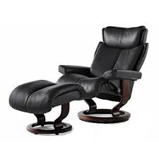 Recliner Chair With Ottoman Stressless By Ekornes Stressless Recliners Magic Small Recliner