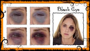pull off the perfect zombie look with real looking bruise makeup