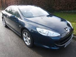 used peugeot 407 coupe 2 2 se 2dr in waltham chase southampton