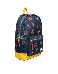 herschel supply co supply co settlement backpack in horse print