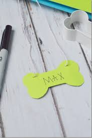 life of pets inspired craft easy dog tags thesecretlifeofpets