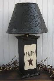 punched tin lighting fixtures primitive ls country ls punched tin l shades rusty star