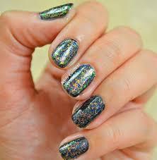 nails context sweet color flake polish