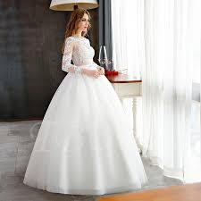 wedding dresses open back designer open back lace gown sleeve wedding dress