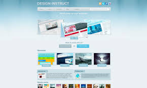 website design tutorial ucreative 30 fresh web layout design photoshop tutorials