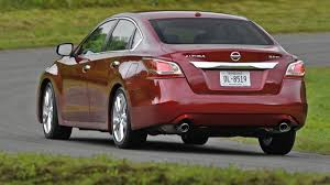 nissan altima 2013 navigation system update 2013 nissan altima 3 5 sl review notes autoweek