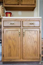 can you paint clear coat cabinets how to paint oak kitchen cabinets like a pro painting oak