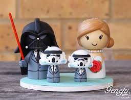wars wedding cake topper wars wedding cake toppers lovely gorgeous geeky cake toppers