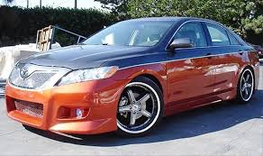 2007 toyota camry aftermarket parts toyota kits 2007 up toyota camry 4dr kit 07
