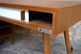 bureau scandinave vintage bureau scandinave vintage bureau mee chaise bureau vintage