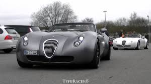 wiesmann 13x v8 tt wiesmann mf4 roadster loud sounds 1080p hd youtube