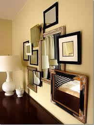 Mirror Collage Wall 78 Best Gallery Walls Images On Pinterest Home Gallery Walls