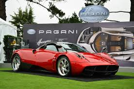 pagani hypercar pagani huayra roadster due within two years report