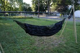 hammock gear walking with the son
