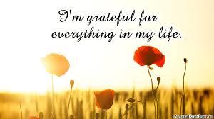 benefits of thanksgiving to god affirmation challenge day 5 gratitude u0027i u0027m grateful for