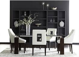 Black Wood Dining Room Set Black Wood Dining Room Table Home Interior Design