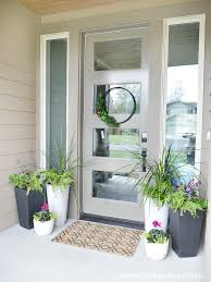 Planter S House Becki Owens 8 Pretty Ideas For Front Porch Plants B L O G